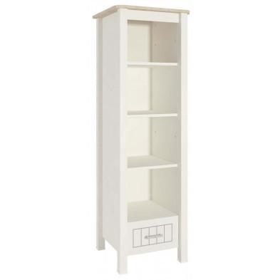 Bibliothèque enfant blanc design en bois mdf collection Vanlienden