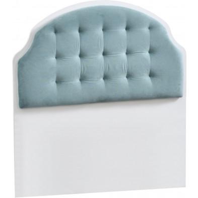 Tête de lit blanc design en bois mdf collection Delta