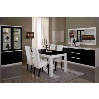 Salle à manger complète blanc design collection Endrizzi