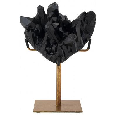 Déco figurine et statue design en acier et polyrésine, L. 16 x P. 11 x H. 22 cm  collection Marana Richmond Interiors Richmond Interiors