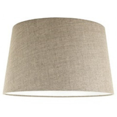 Abat-jour beige design en coton, L. 35 x P. 24 x H. 40 cm  collection Lexy Richmond Interiors Richmond Interiors