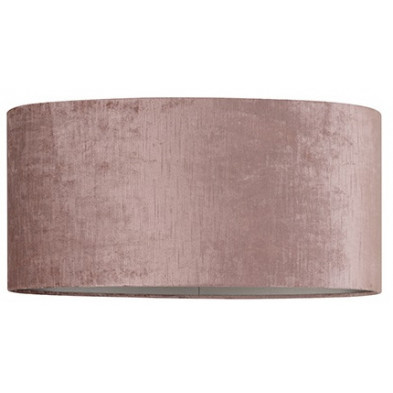 Abat-jour rose design en polyester, L. 58 x P. 31 x H. 27 cm  collection Philou Richmond Interiors Richmond Interiors