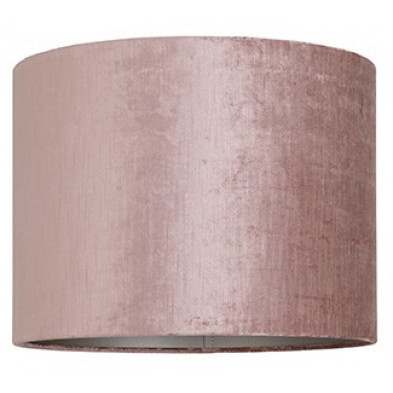 Abat-jour rose design en polyester, L. 50 x P. 50 x H. 38 cm collection Philou Richmond Interiors Richmond Interiors