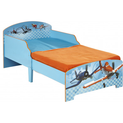 Lit petit-garçon 70x140 cm Disney Planes design collection Sijtsma