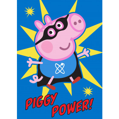 Tapis enfant peppa pig H. 133 cm collection Beat