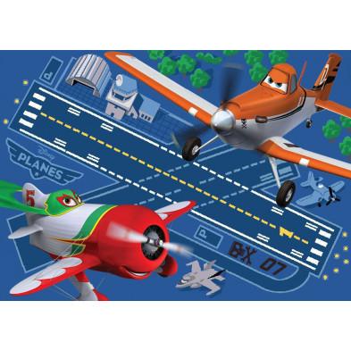 Tapis Planes Dusty air born 95x133cm collection Sijtsma