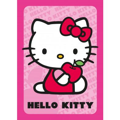 Tapis enfant Hello Kitty 95x133cm  collection Cesta